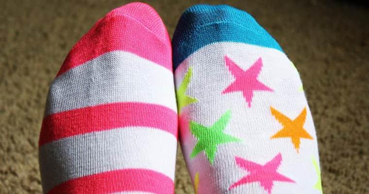 I Hate Matching Socks